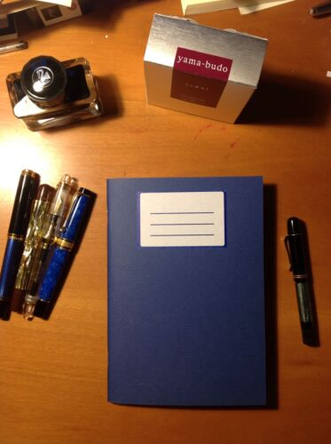 Japanese Fountain Pen Friendly Paper Lot of 9 Tomoe River Notebook