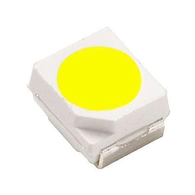 50 x LED PLCC2 1210 3528 Blue SMD LEDs Light Super Ultra Bright Gauge PLCC-2