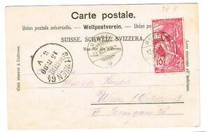 Juste Suisse Magnifique Sw Photo Carte De Mürren Avec Ef Minr. 72 à Vienne Tourné-afficher Le Titre D'origine