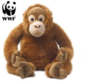 WWF Plüschtier Orang-Utan (100cm) Lebensecht Kuscheltier Affe Riesenplüsch