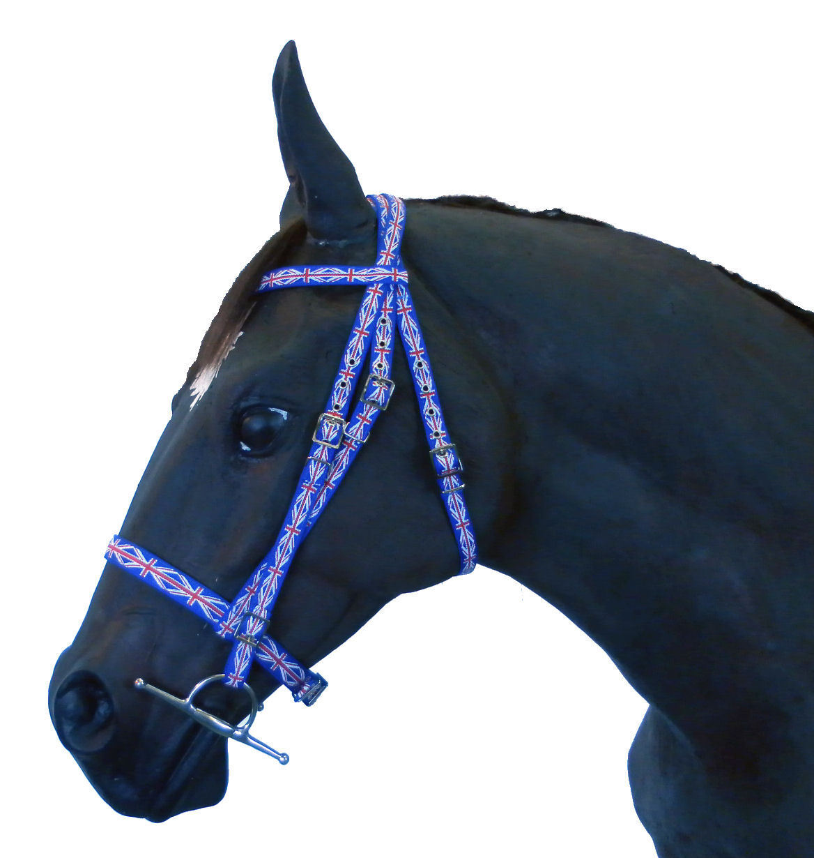 Official Libby's Standard Bridle Miniature Small Pony Pony Cob Full Extra Full