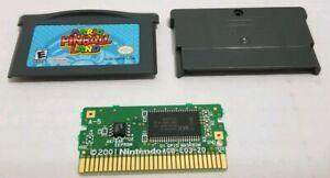 Mario-Pinball-Land-Nintendo-Game-Boy-Advance-Authentic-TESTED-VERY-FUN-GAME-EUC