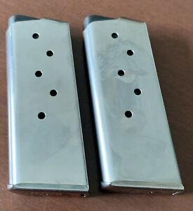Two-Rohrbaugh-r9-9mm-Magazines-New-unused