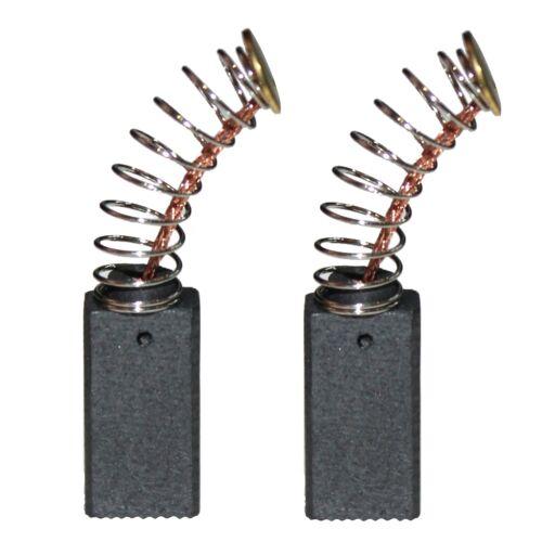 BALAIS charbon carbone pour Bosch 5x8x15 perceuse à percussion DCO 550-2//CSB 620-2 E//a9