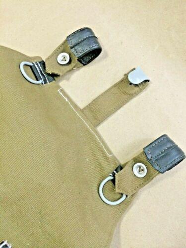 Seconde Guerre Mondiale Allemand Sac à Pain Avec Bracelet