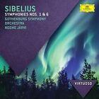 Sibelius: Symphonies Nos. 1 & 6 (CD, Jul-2016, Deutsche Grammophon)