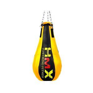 Hmx Maize Punching Bag Boxing Punch Hook Jab Bob Unfilled