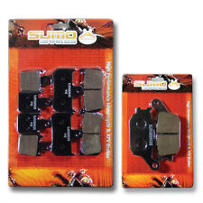 Yamaha Front + Rear Hi Performance Brake Disc Pads YZF R1 (2007-2014)