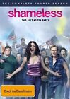 Shameless Season 4 (region 2) DVD The Complete Fourth Series Four US