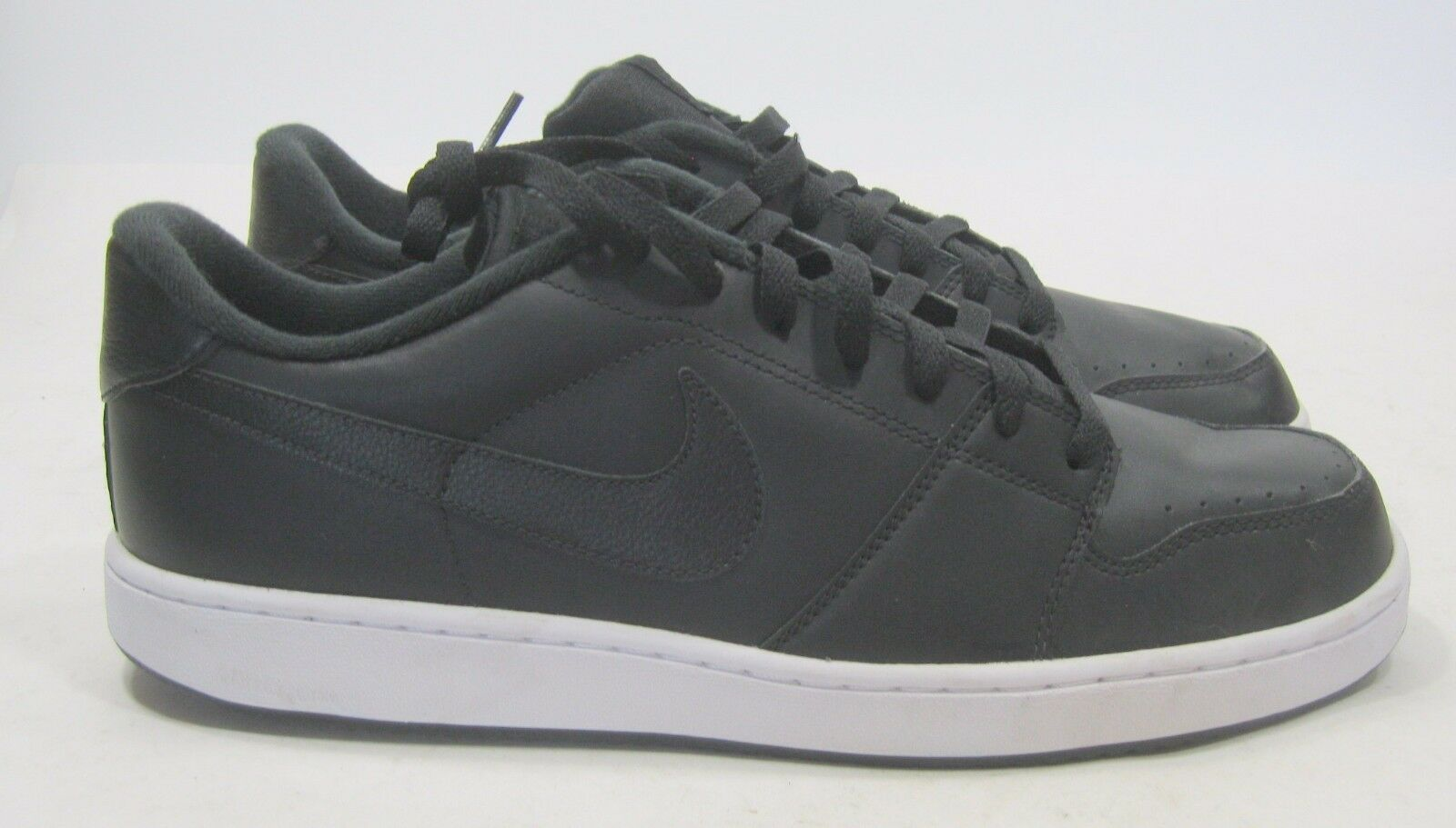 Cheap and beautiful fashion Nike Backboard Mens Athletic Sneakers Black 378336-005 Comfortable