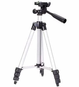 Tripod-With-Panhead-For-DSLR-Canon-Nikon-Fuji-Sony-Digital-Camera-DV-Camcorder