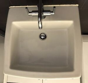 Galia Italy White Bathroom Sink