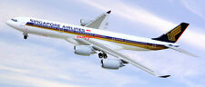 1/200 Singapore Airlines A340-500 LARGE Titles New Color