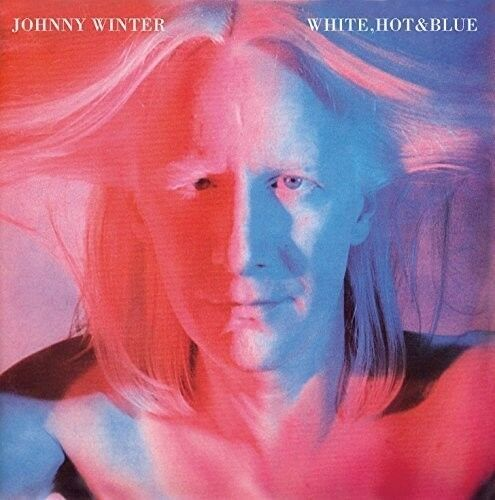 Johnny Winter - White Hot & Blue [New CD] Holland - Import