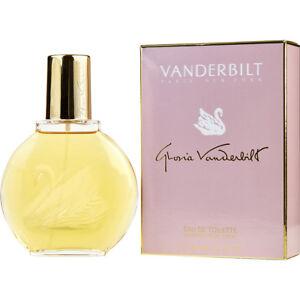Dettagli su Parfum GLORIA VANDERBILT EAU DE TOILETTE 100ML Neuf et sous blister