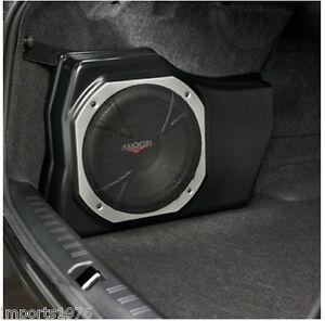 2015 subaru wrx sti genuine oem 10 subwoofer kit by. Black Bedroom Furniture Sets. Home Design Ideas