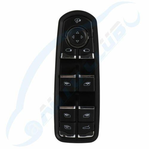 Window Switch Front Left Driver Side fits 2010 2011 2012-2015 Porsche Panamera