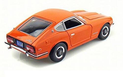 1//18 Maisto 1971 Datsun 240Z Orange Diecast Model Car Orange 31170