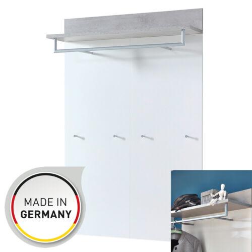 GERMANIA GW-Topix Garderobenpaneel 3773 Wandgarderobe Wandpaneel 96x147x29cm