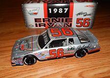 Ernie Irvan #56 1987 Chevrolet Monte Carlo SS Dale Earnhardt Chevrolet Action