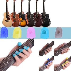 12pcs celluloid guitar thumb picks protectors finger plectrum band liparite set. Black Bedroom Furniture Sets. Home Design Ideas
