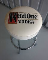 Kettle One Vodka Logo 30 Bar Stool Richardson Seat Swivel Man Cave Club
