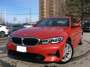 2019 BMW 3 Series 330i xDrive | 1 OWNER | SUNROOF | LEATHER SEATS |