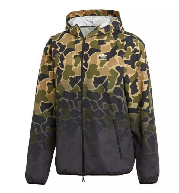 Adidas Originals Camo Windbreaker Camo