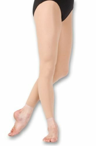 Capezio Hold /& Stretch Footless Tights for Women Style 140 S M XL L