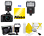 HD-XENON-SPEEDLITE-WIRELESS-ZOOM-SWIVEL-FLASH-FOR-NIKON-D3400-D5600-DSLR thumbnail 1