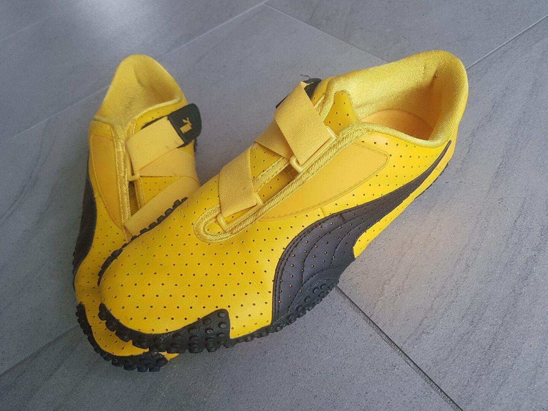 PUMA 400121 6 Mostro PERF Damen Sportschuhe gelb 6 400121 7 39 wie neu 7fd895