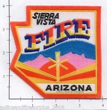 Arizona - Sierra Vista Fire - AZ FIre Dept Patch