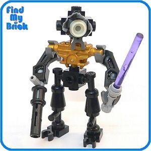 Sw273 Lego Hk 47 Hk 51 Droid Swtor Custom Minifigure Eye Glow In