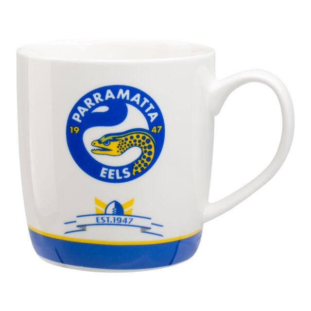 NRL Parramatta Eels TEAM Premiership History Ceramic Coffee Mug Cup Gift