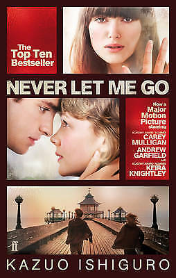 Never Let Me Go by Kazuo Ishiguro (Paperback, 2010), Like new, free postage
