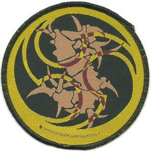 SEPULTURA-symbol-1999-WOVEN-SEW-ON-PATCH-official-merch-no-longer-made