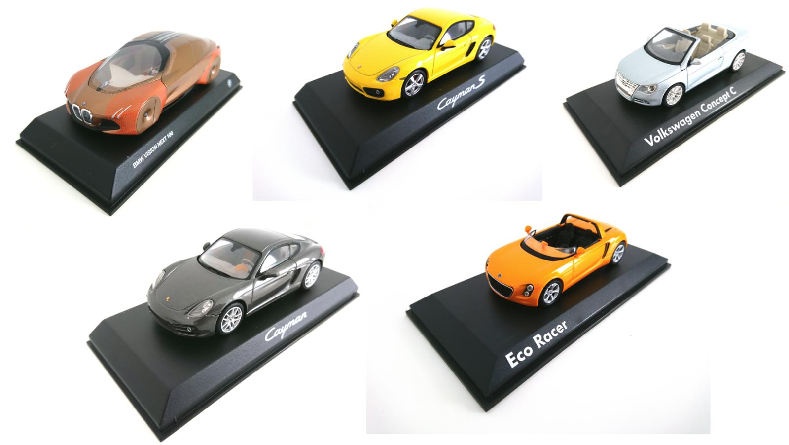 Lot  de 5 voitures allehommedes 1 43 BMW PORSCHE VOLKWAGEN -NOREV DIECAST MODEL voiture  la meilleure offre de magasin en ligne