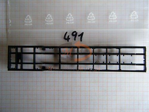 10x pieza de repuesto albedo chasis jumbo 3-alineación hummer negro h0 1:87-0491