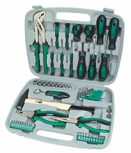 Brueder-Mannesmann-M29057-Tool-Kit-57-Pieces-German-Quality-Multiple-Uses-New
