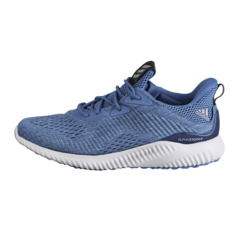 Adidas Wmns Alphabounce BW1120 EM Running Shoes BLUE//MYSTERY//GREY//NIGHT