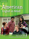 American English in Mind Level 2 Class Audio CDs (3) by Jeff Stranks, Herbert Puchta (CD-Audio, 2010)
