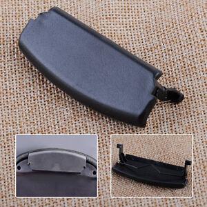 Black-Console-Center-Armrest-Lid-Latch-Clip-fit-for-Audi-A4-B6-B7-2002-08-E177B
