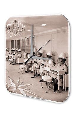 Costruttivo Orologio Da Parete Ufficio Officina Barbiere Decorazione Muro Orologio Acrilico-mostra Il Titolo Originale