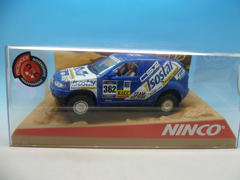 Ninco 50366 X5 Isostar, mint unused