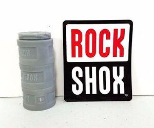 RockShox Bottomless Tokens 35mm Solo Air Pike BoXXer B1 Lyrik Yari Set of 3