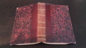 J. H. Rosny Ingle La Wave Rojo Plon-Feeds París 1910 ABE