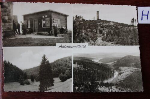 Postkarte Ansichtskarte Thüringen Adlersturm