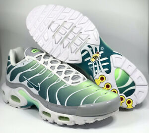 Details about Nike Air Max Plus TN Men's Size 13 Aurora Green Running Shoes  [852630-302]