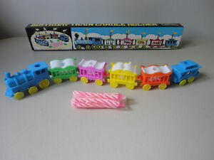 Image Is Loading Vintage Train Birthday Cake Topper Hong Kong