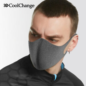 Breathable Sports Cycling Mask With Filter Bike Face Mask Motorcycle Mouth Cover Ebay